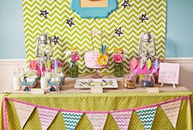 Kenz Camping Party Ideas / by Jennifer Hall