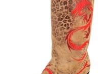 Cowboy Boots / by Sara O'Mara Meyer