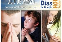 10 Días de Oración + Día de Oración y Ayuno / by Iglesia Adventista del Séptimo Día