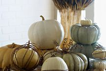Happiest Holidays: Autumn, Halloween, and Thanksgiving / by Kate Conway