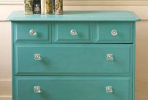 Painted Furnishings / by Alesia King