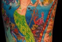 Heather Sinn portfolio / by SPIKE Ink Master