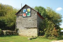 Barn quilts / by Penny Andrews