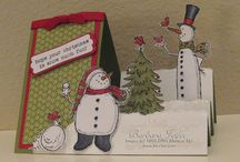 Card Christmas  / See my other card boards / by Noriko Hobbs Maxwell
