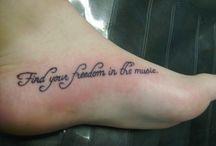 Tattoos <3 / by Brittney Ament