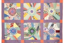 Antique Quilts / by Elizabeth E.