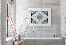 Luxury Bathrooms / Bathroom luxury of discriminating taste  and universal appeal / by Jacqueline Roth