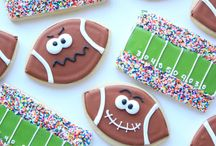 Game Day Yummies / by Shannah @ Just Us Four