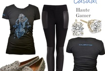 Geeky Fashion / by Haute Gamer