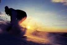 Snowboarding! <3 / by Sydne Stuk