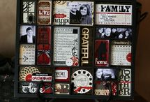 SCRAPBOOKING / by Anne