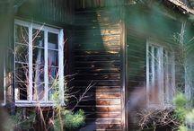 Cabin / by Leah Mullett
