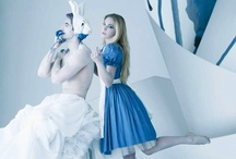 Alice / by M'Boussi Marinette