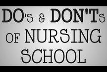 nursing / by Stephanie Coker