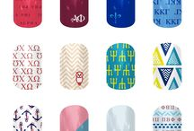 Collegiate & Sorority / by Jamberry Nails