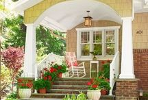 Front porch / by Suzy