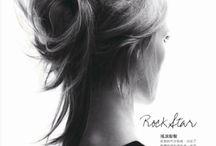 hair  / by Lyndie Kuffler