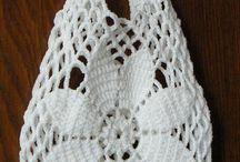 crochet agujas, ganchillo / by HANA