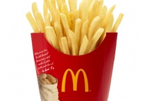 FAST FOOD BRANDS / by Brands On Pinterest