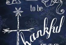 thanksgiving / by Jennifer McMurray