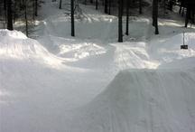 snow fun / by Corey Leutscher