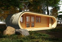 Dream Log Cabin / Buy some land in the California mountains, build a vacation log cabin, weekend getaways, family events, rent it when we're not using it, etc. When we dream, we dream big. / by Maggie Bee