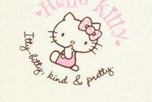 Hello Kitty / by Paula Rosanna-Villanueva