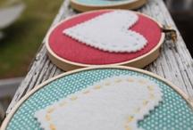 Crafts - Yarn, Thread & Felt / by Celesta Smith