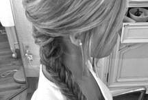hair / by Casey Stoll