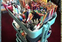Art Supplies are Awesome! / by Autumn Bradley-O'Rell