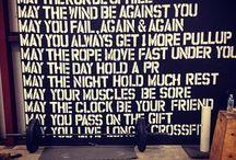 CrossFit / by Adrienne Duke