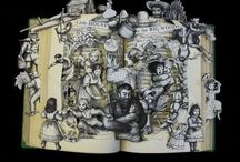 Literary Art / Fun Posters, Sculptures & Designs / by Marin Library
