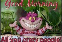 Good Mornin' / by Brenda Westberry
