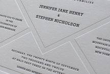 here comes the bride / super fun ideas for weddings from invitations to seating charts! / by Sahara Ali