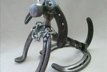 Horseshoe Art / by Jill Pederson