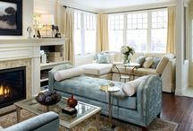 Living rooms / by Christina Valerio