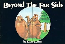 THE FAR SIDE / by Michelle