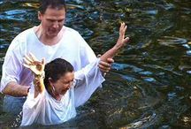 True Baptism / Be baptised in water and in the Spirit. It is not ritual, it is a transformation!  / by Scribbly Scribbler