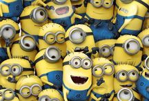 Minions! / by Michelle Campbell