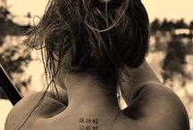 tattooooooooss / by Rachel Hutchens