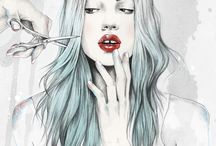 Illustration / Illustrations and other art that I like.  / by Bronte Harding