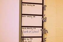 First grade Organization / Education / by Emily Wiedemann