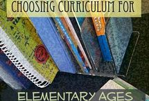 Elementary Homeschool Resources / Reviews, resources for homeschooling elementary / by Curriculum Choice