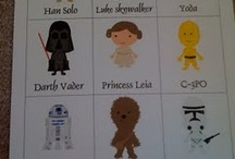 star wars* / by Emily Park