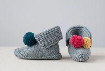 Tejidos zapatos / by Leticia Joseph Matilla
