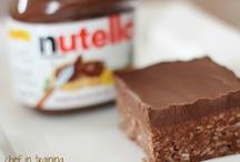 Nutella / by Holly Hayden