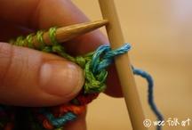 Knitting and crafts! / by Kelly Pratt