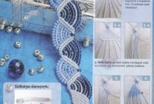 beadweaving - wave / by The Crafter's Apprentice
