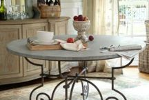 Dining in Style / Gather around the table with loved ones and enjoy a meal together. Our collection of dining tables, chairs and accessories will help you create a room you'll want to show off.  / by Soft Surroundings