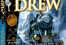 Nancy Drew #13: Last Train to Blue Moon Canyon / by Nancy Drew Games